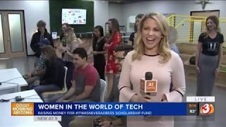 Channel 3 News - Women in Tech - Axosoft