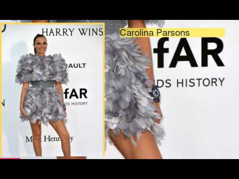 The Most Outrageous Looks at the amfAR Gala