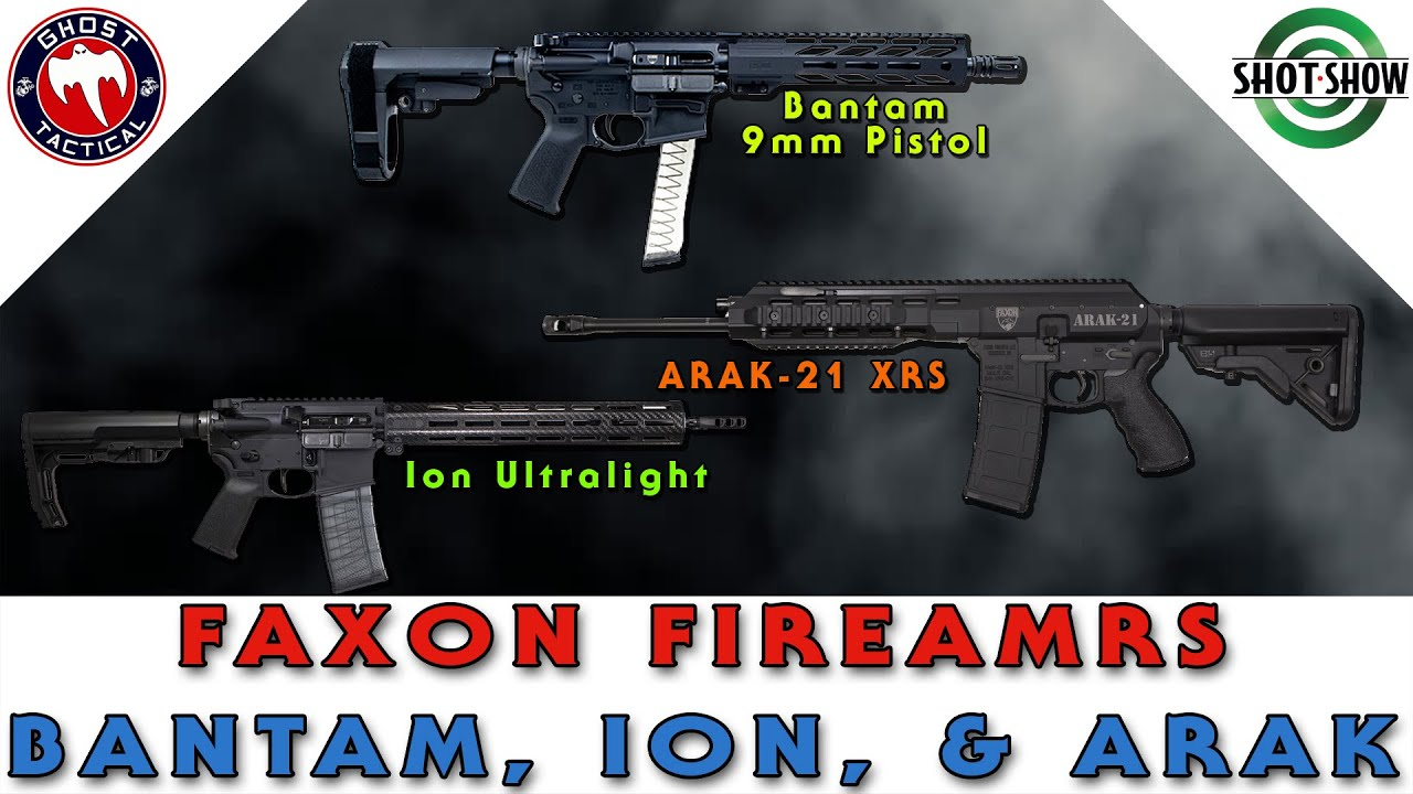 Faxon Firearms 2020 Complete Rifle Systems Lineup