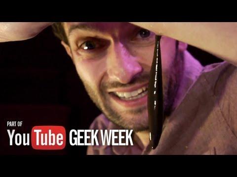 This Film Sucks! The Science of Leeches for Geek Week