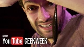 This Film Sucks! The Science of Leeches for Geek Week