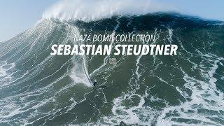 Sebastian Steudtner . Naza Bomb Collection #002 - [Drone] [Big Wave] [Nazaré] - WAIT FOR IT!