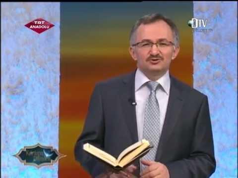 """Prof. Dr. Mehmet Ünal, Diyanet TV'de """"Ölüm"""" Konusunu Anlattı."""