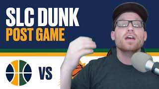 Utah Jazz vs Phoenix Suns: Post Game Reaction - Donovan Mitchell drops 40!!!
