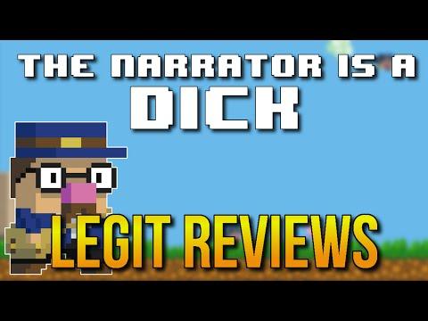 The Narrator is a Dick - Το πιο άδικο platformer