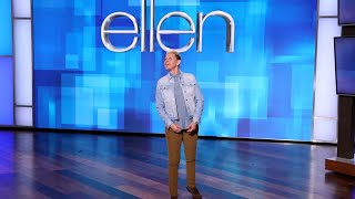 Why Ellen Plans to Be Friends with the NFL Quarterbacks