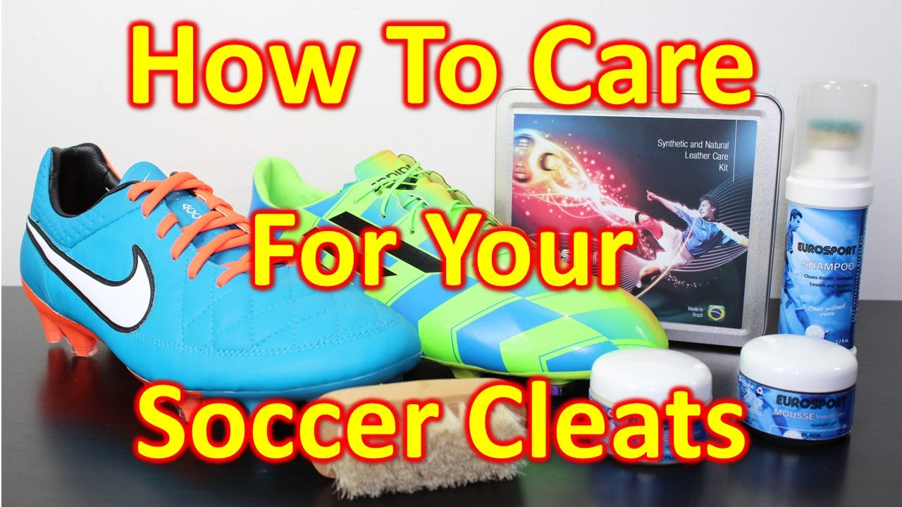 Synthetic Soccer Cleats/Football Boots