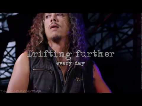 Metallica - Fade to Black Lyrics (Live Mexico 2009)