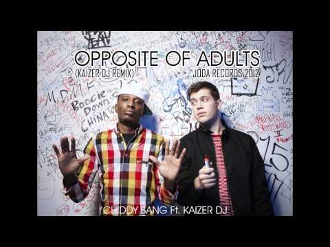 Kaizer DJ  Opposite Of Adults Ft Chiddy Bang