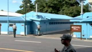 North & South Korean Border (DMZ)