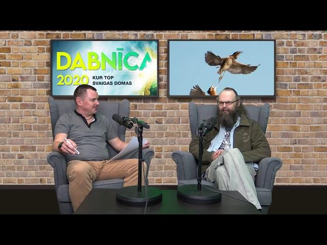 DABNĪCA 2020: Latvijas Dabas fonds