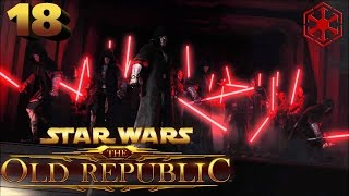 Killing the Jedi Spy: Star Wars The Old Republic Sith Side Part 18
