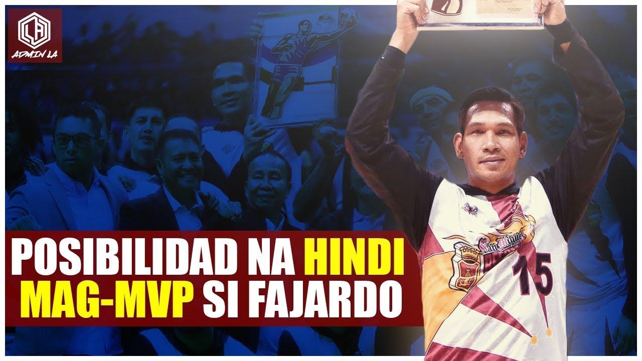 Download ANG POSIBILIDAD NA HINDI MANALO BILANG MVP SI JUNMAR FAJARDO