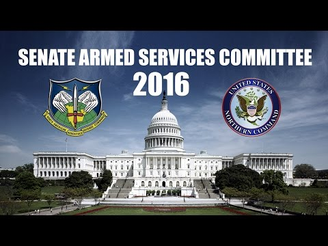 Senate Armed Services Committee Hearings 2016