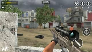 Снайпер Арена: 3Д онлайн шутер.убей врага.