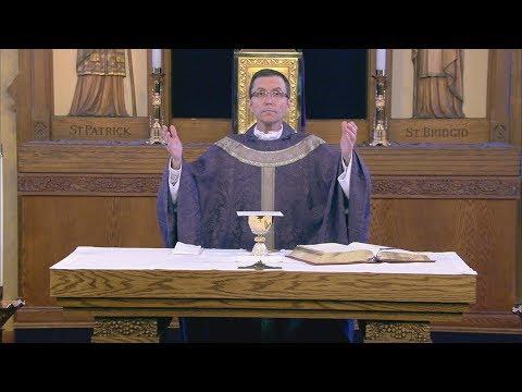 Catholic Mass: 3/24/19   Third Sunday of Lent