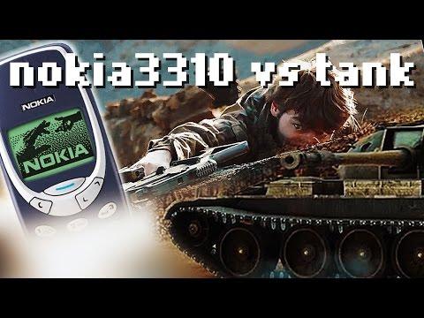Nokia 3310 - The Tank Destroyer [4K] /minifilm