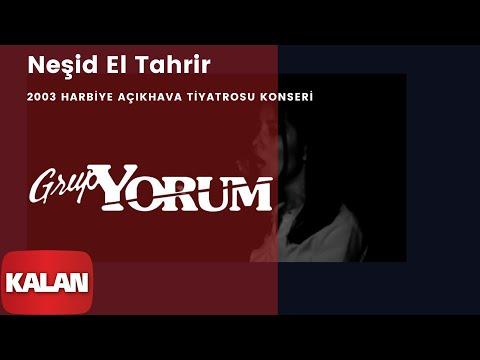 Grup Yorum - Neşid El Tahrir [ Live Concert © 2003 Kalan Müzik ]