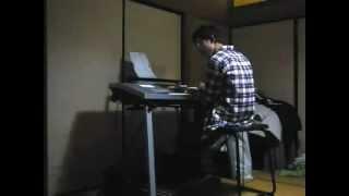 楽譜がないなりに、がんばって弾きました。 歌手:UNISON SQUARE GARDEN.