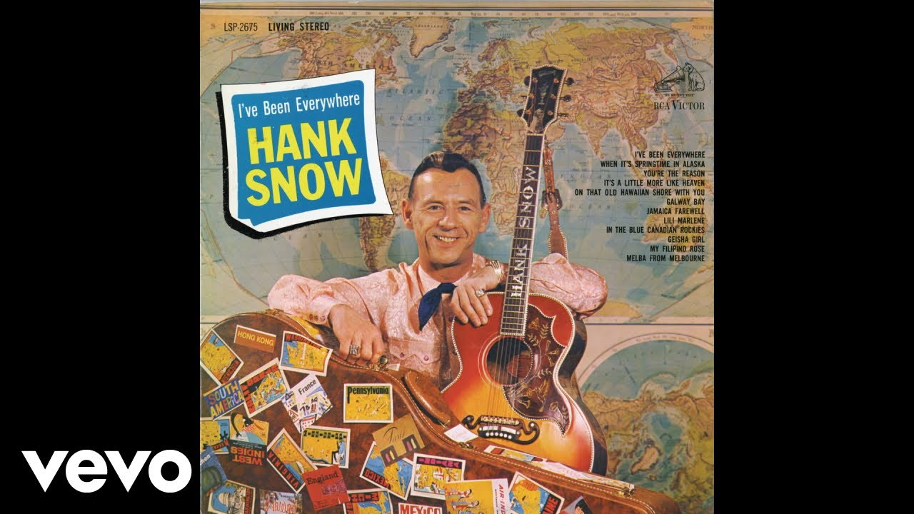 hank-snow-ive-been-everywhere-audio-legacyrecordingsvevo
