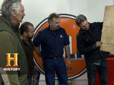 American Pickers: Thanks for the Can!