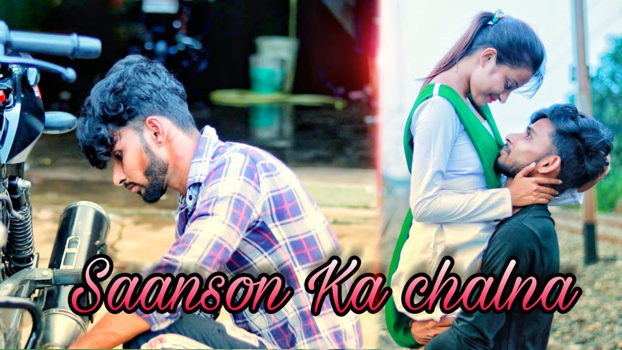 Saanson Ka Chalna Tham Sa Gaya || Bewafa Pyar || Hindi song 2020 || Love Me Zindagi