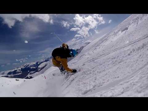 Pyrenées Riders 2017 Season Edit - Ski & Snowboard Freestyle & Freeride GoPro