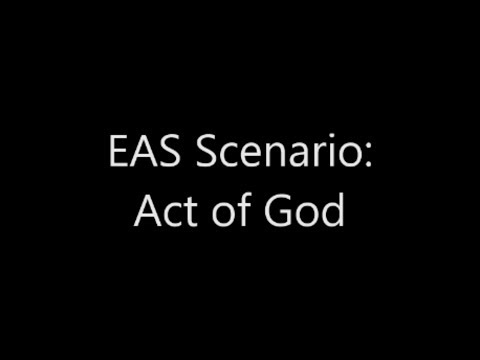 EAS Scenario: Act of God thumbnail