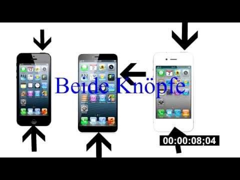 IPHONE 5S GEHT NICHT MEHR AN BLAUER BILDSCHIRM
