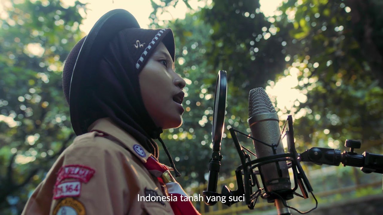 Indonesia Raya 3 Stanza - YouTube