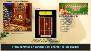 Paroles et accords - Noel c