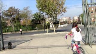 Santiago - Şili- evler,park- Günlük hayat 1