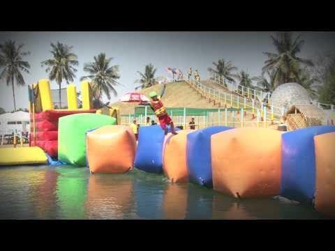 Pattaya attractions – Splashdown Waterpark