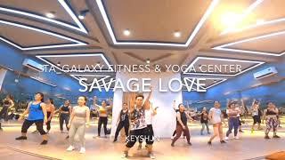 Savage love -zumba -