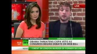 Obama administration vows to veto CISPA