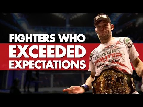 10 Fighters Who Exceeded Expectations