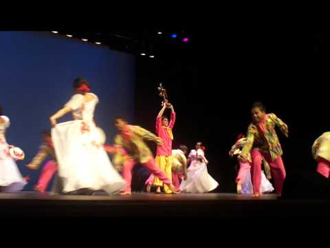 Philippine Folk Dance (Spanish Influence)