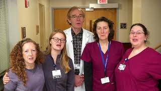 We Are Charlotte Hungerford Hospital