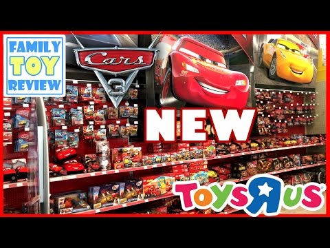 Disney Cars 3 Toys Hunting 100 Cars Toys Giant Surprise Disney Toy
