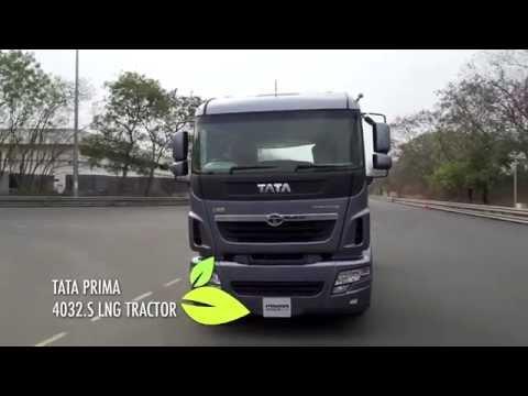 TATA Motors   Tata LNG