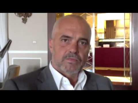 Edi Rama premier Albania un'impresa in 8 ore con 1 euro