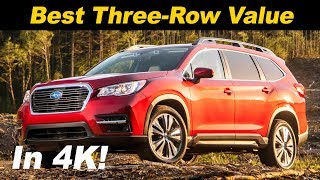 2019 / 2020 Subaru Ascent | Seating For The Whole Litter