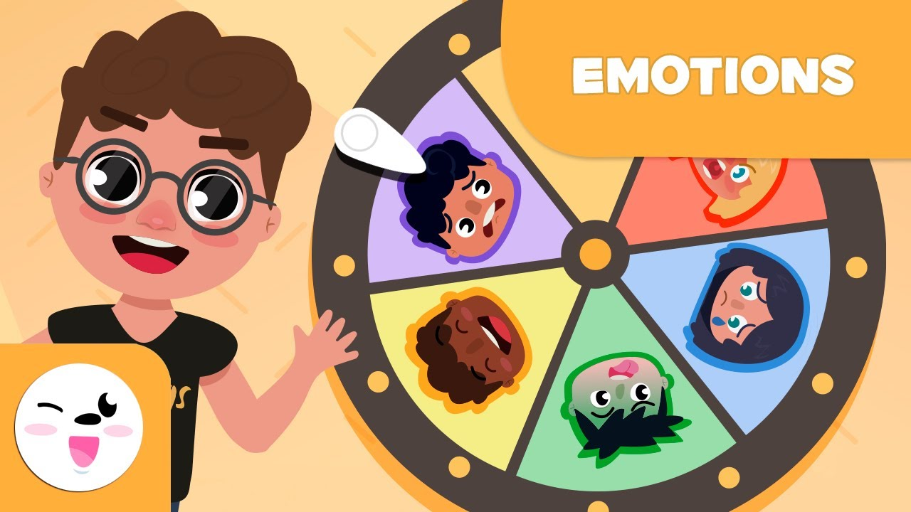 Download Emotions for Kids - Happiness, Sadness, Fear, Anger, Disgust and Surprise