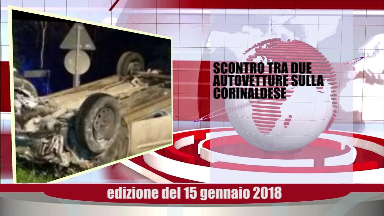 Notizie Senigallia Web Tv 15 gen 2018