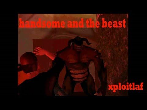 Download Handsom and the Beast nigerian animation cartoon