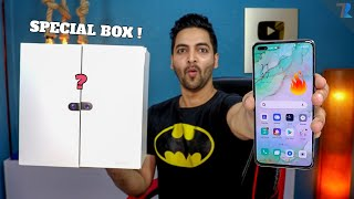 OPPO Reno 3 Pro - Unboxing & Hands On | World's First 44MP Dual Selfie | ft OPPO Enco Free Earphone
