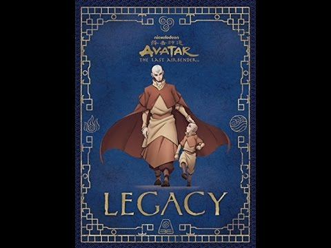 Avatar Legacy Book Review