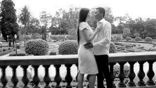 MAKING OF   JAQUELINE E SAMUELPré wedding
