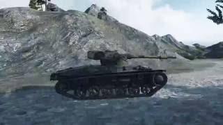 Strv m/42-57 alt a.2  Обзор и Первый Взгляд на Шведского Пионера