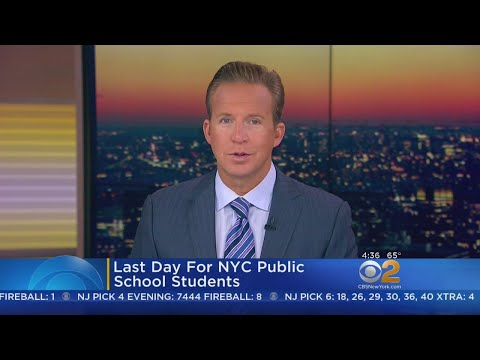 Last Day For NYC Public School Students